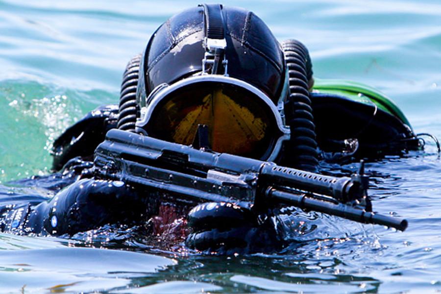 как стать боевым пловцом
