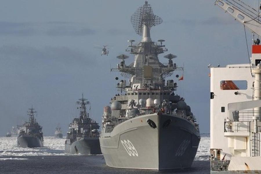 Развитие военной инфраструктуры Арктической зоны — важнейшая задача Северного флота