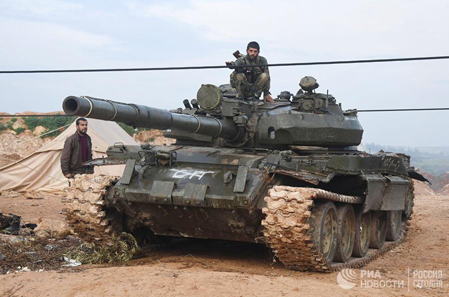 СМИ: Элитные отряды сирийской армии и российские морпехи переброшены на восток Хамы