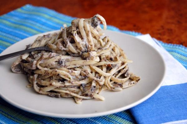 соус грибной для спагетти