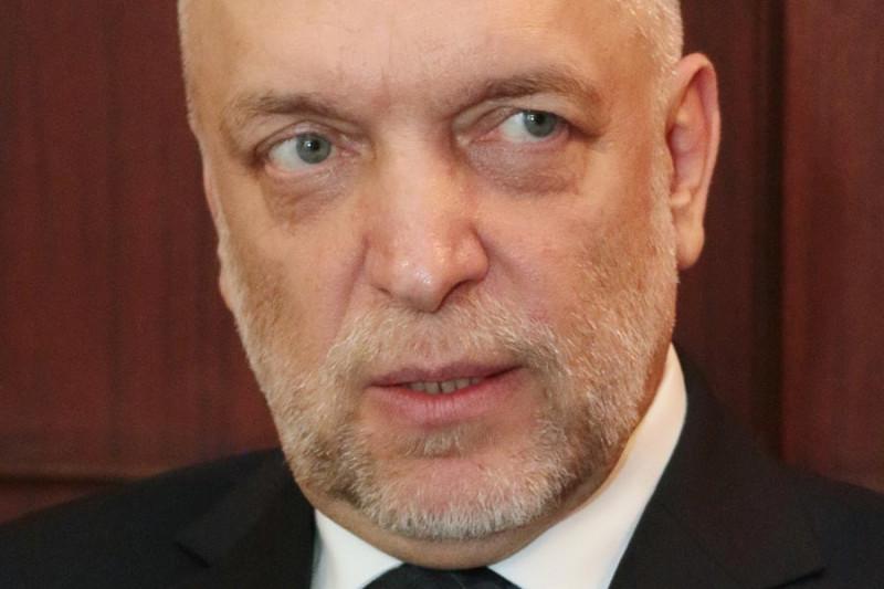 Генеральный директор Российской национальной библиотеки Александр Вершинин