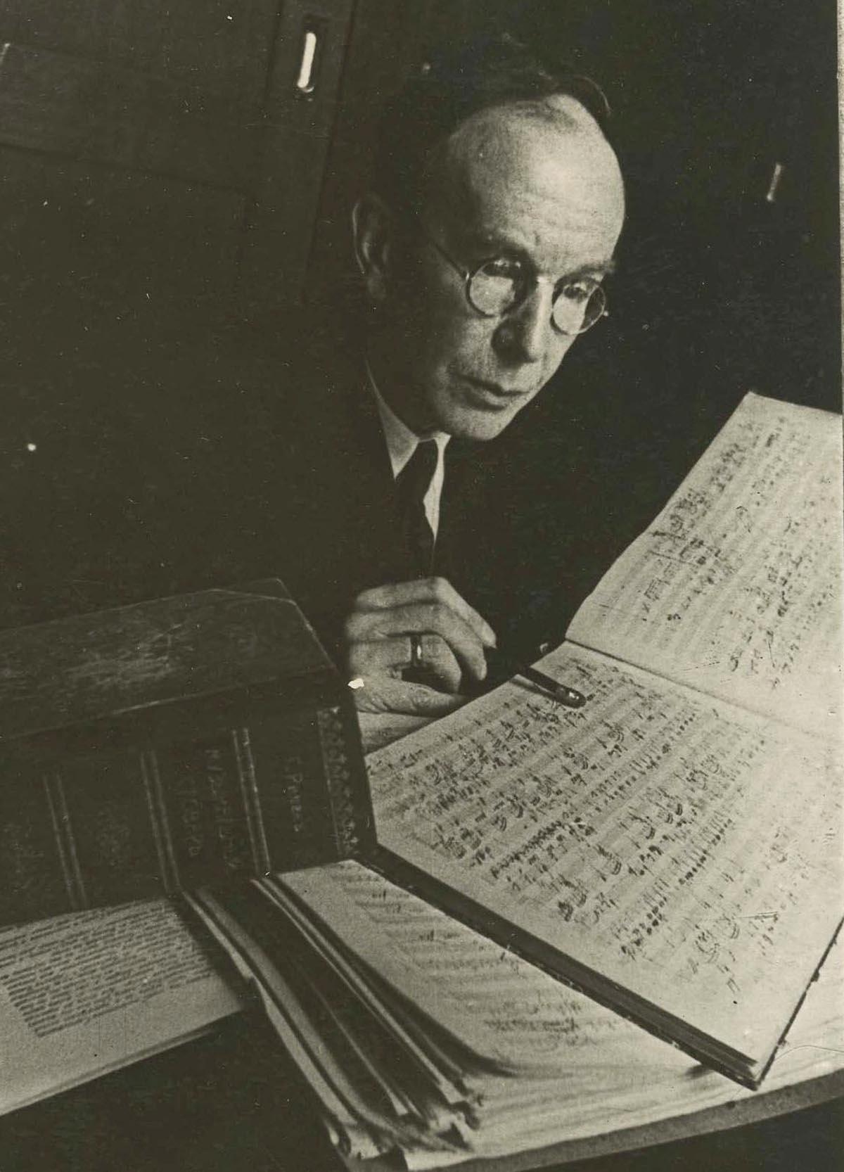 Андрей Николаевич Римский-Корсаков (1878-1940)