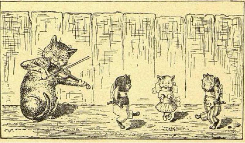 Изображение: Светлячок : Журн. для детей младш. возраста. Г. 1 1902, № 16