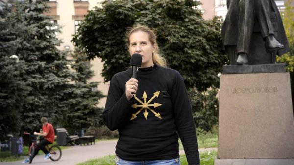 Наталья Макеева - поездка в Нижний Новгород 31 августа 2014