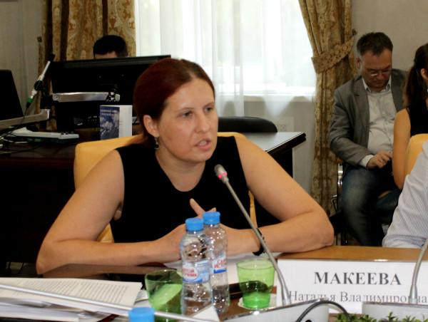 Наталья Макеева общественная палата РФ Северный Кавказ русский фактор