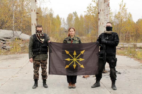 Активисты Евразийского союз молодёжи ЕСМ приняли 17-18 октября 2015 года участие в военно-полевых сборах, на регулярной основе проводимых ВПО Стрельцы