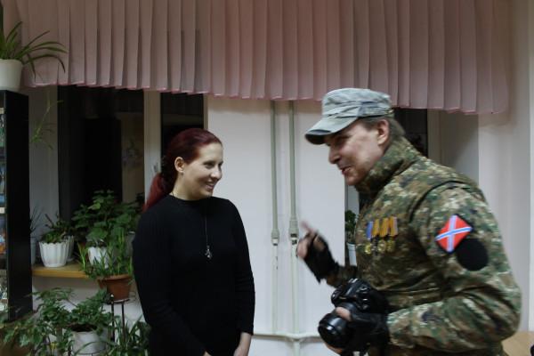 Наталья Макеева Геннадий Дубовой 2015 Донецк ДНР Векторный лотос