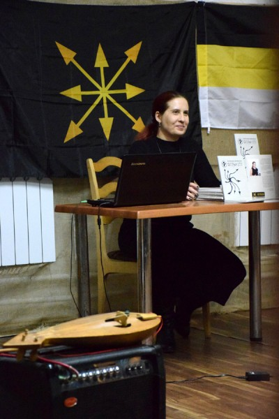 Наталья Макеева ЕСМ Евразийский союз молодёжи