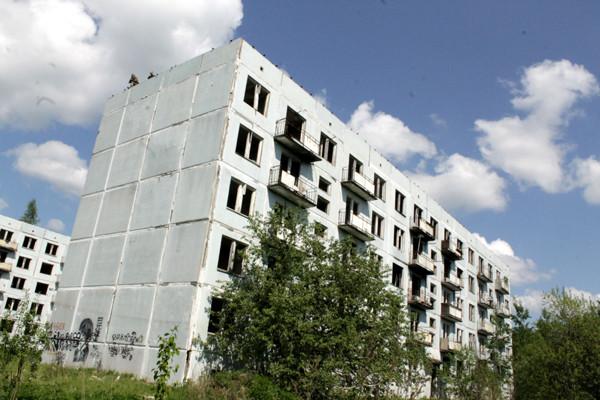 Подмосковье, Фёдоровка, заброшенная военная часть