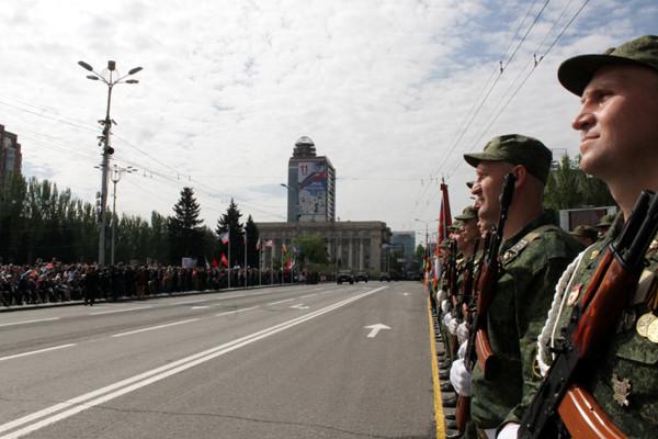 9 мая 2016 День Победы ДНР Донецк Донбасс Новороссия
