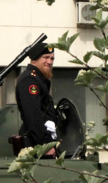 Арсений Павлов Моторола Парад Победы Донецк ДНР 9 мая 2016 года