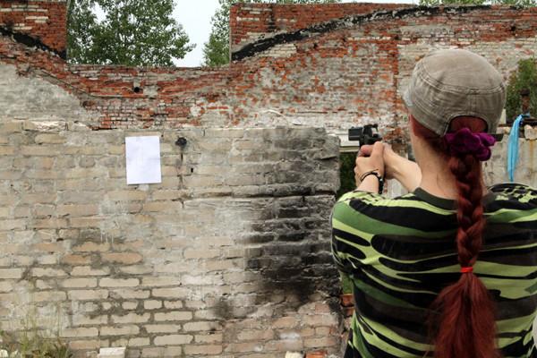 Наталья Макеева Добрыниха Сборы ВПО Стрельцы Евразийский союз молодёжи ЕСМ