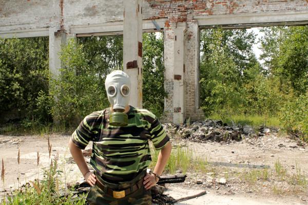 Добрыниха Сборы ВПО Стрельцы Евразийский союз молодёжи ЕСМ Наталья Макеева противогаз