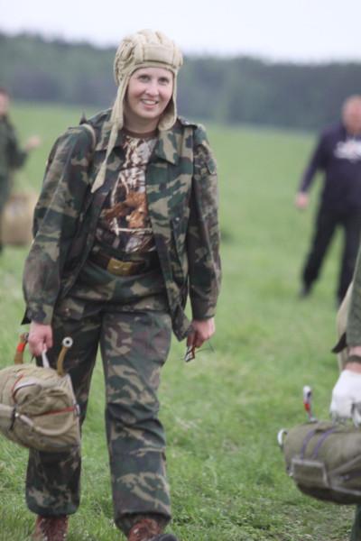 Наталья Макеева Ватулино прыжок с парашютом