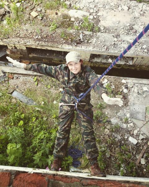 Наталья Макеева Добрыниха альпинизм