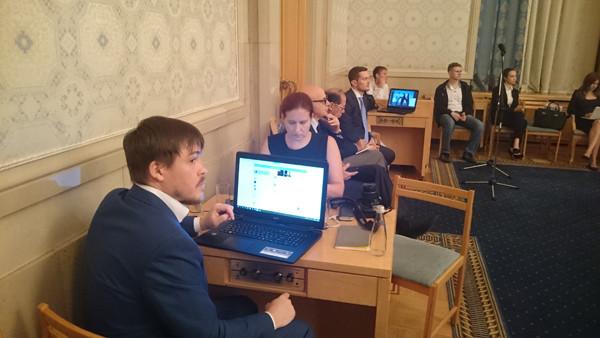 Наталья Макеева Президент отель Ось Москва-Баку к новой геополитике Кавказа