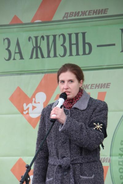 Наталья Макеева выступила против абортов 23 ноября 2013