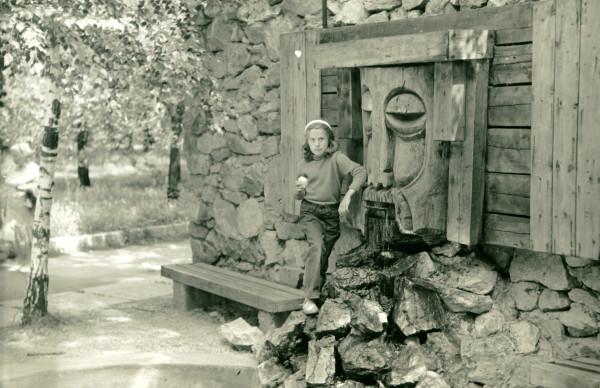 Наталья Макеева. Славянск - 1983