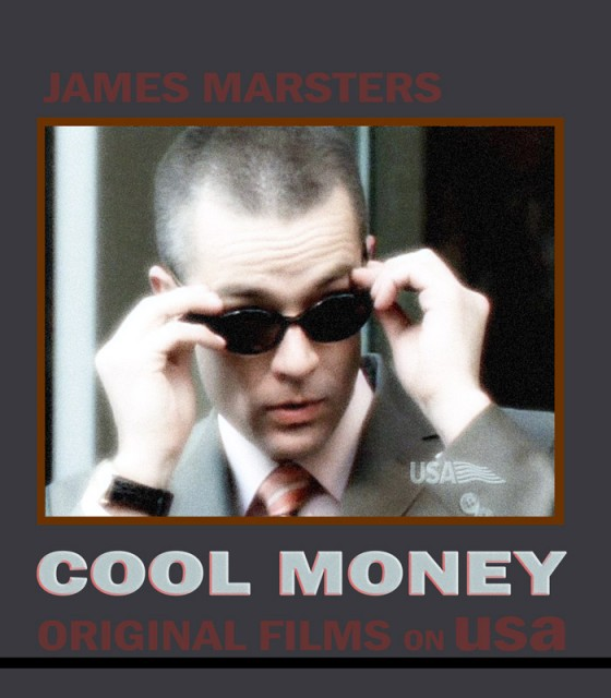 James Marsters Cool Money Poster