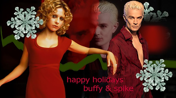 A Buffyverse Advent Calendar