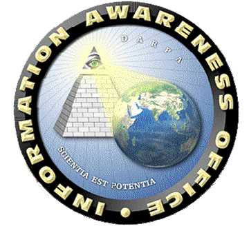 Logo of the Information Awareness Office