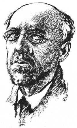 Vysheslavtsev_portret-Sologuba_1927
