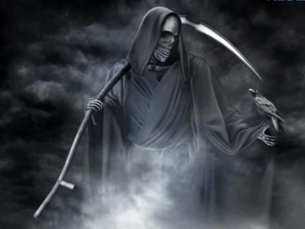 Смерть, где жало твоё?.. Часть четвёртая.