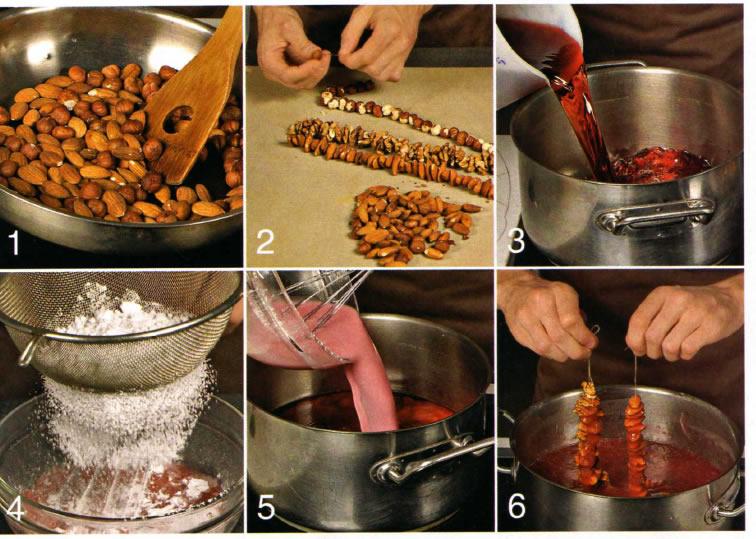 Как приготовить чурчхелу с фото