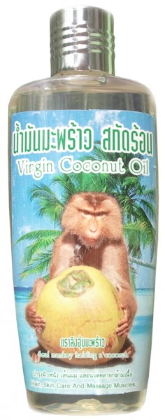 Virgin Coconat Oil_300_Samui