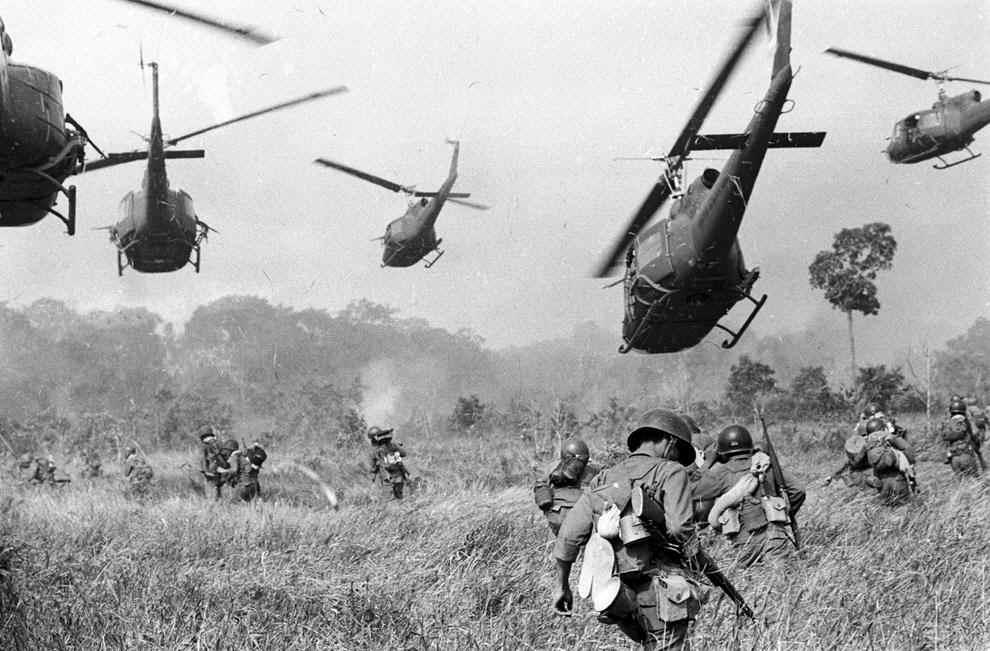 Порно фильмы война вьетнам