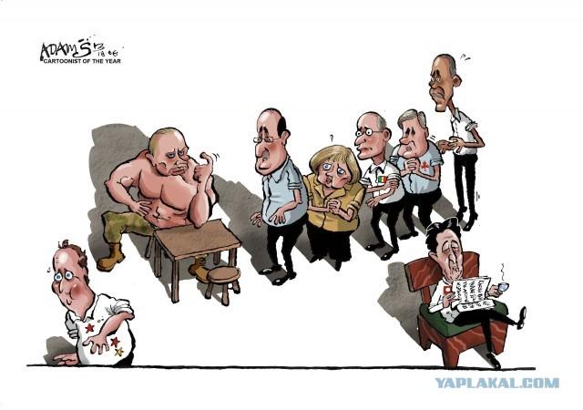 Возглавив ОБСЕ, Германия вплотную займется Донбассом, – Штайнмайер - Цензор.НЕТ 3655