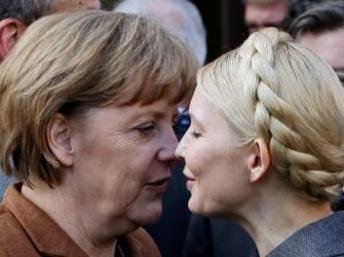 тимошенко меркель