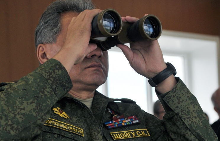 шойгу армия