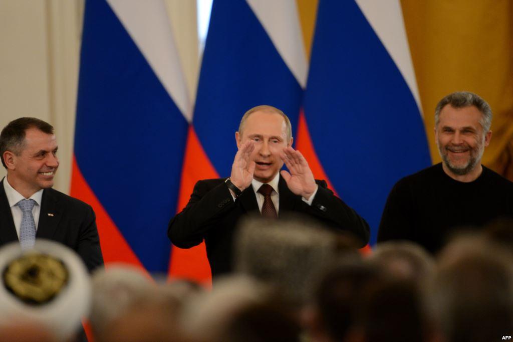 Россия и крым1