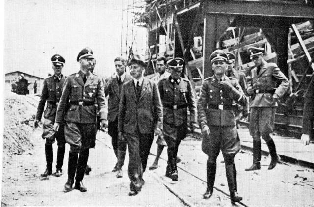 Гимлер и ИГ Фарб