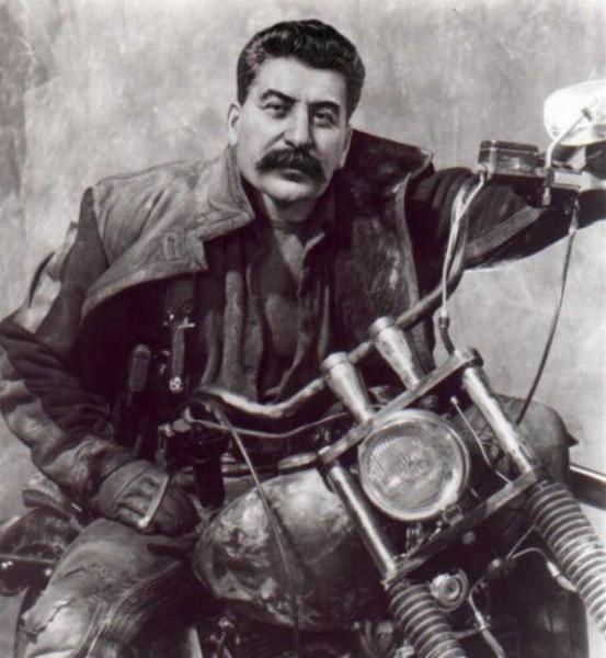 Сталин и соврем1