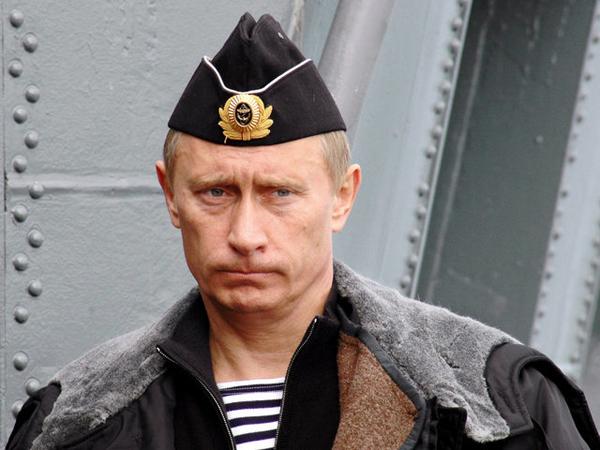 Путин-Дракон