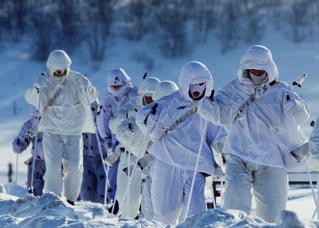 арктический спецназ