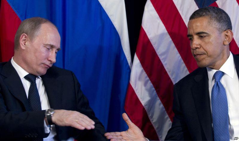 Путин-и-Обама