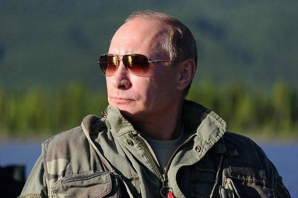 Путин лидер