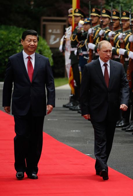 Путин и Си1