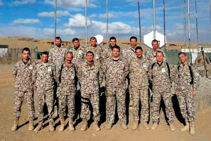 укры в ираке