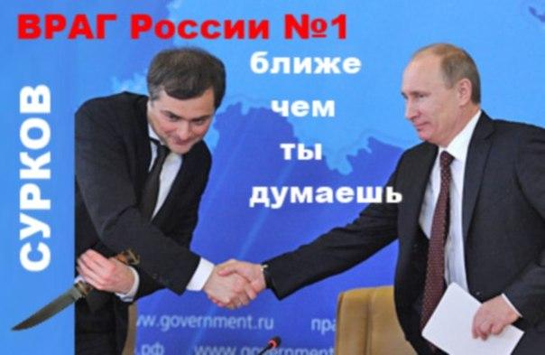 враг России