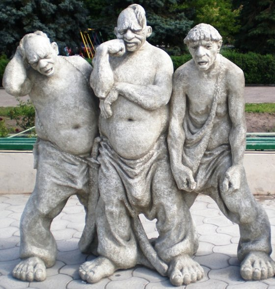 три хохла