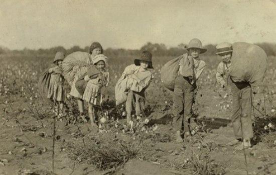 дети рабы