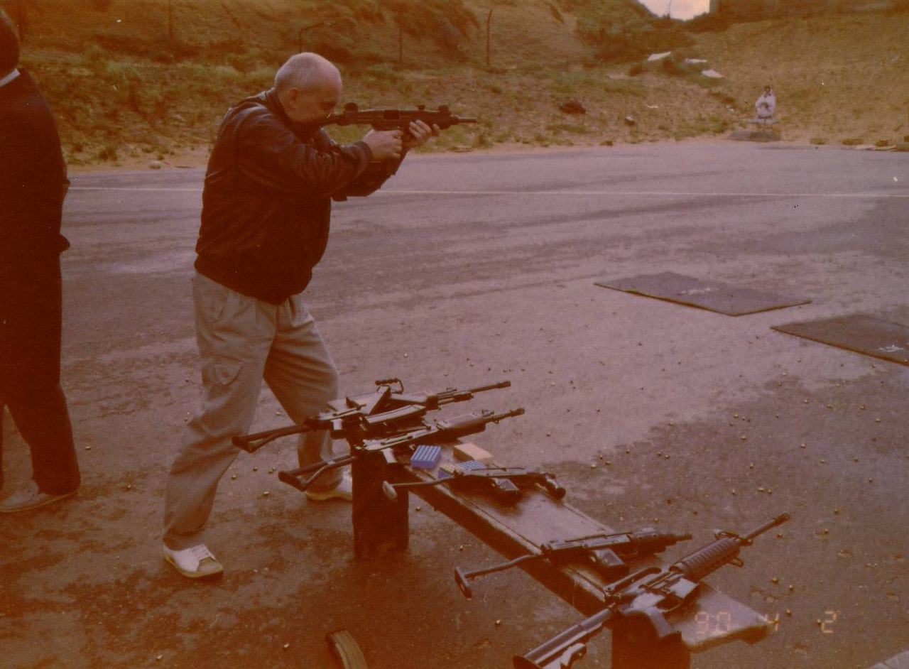 стрельбища