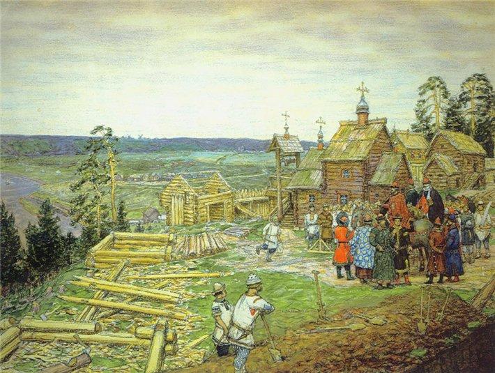 строит. москвы