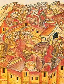 монголы киев