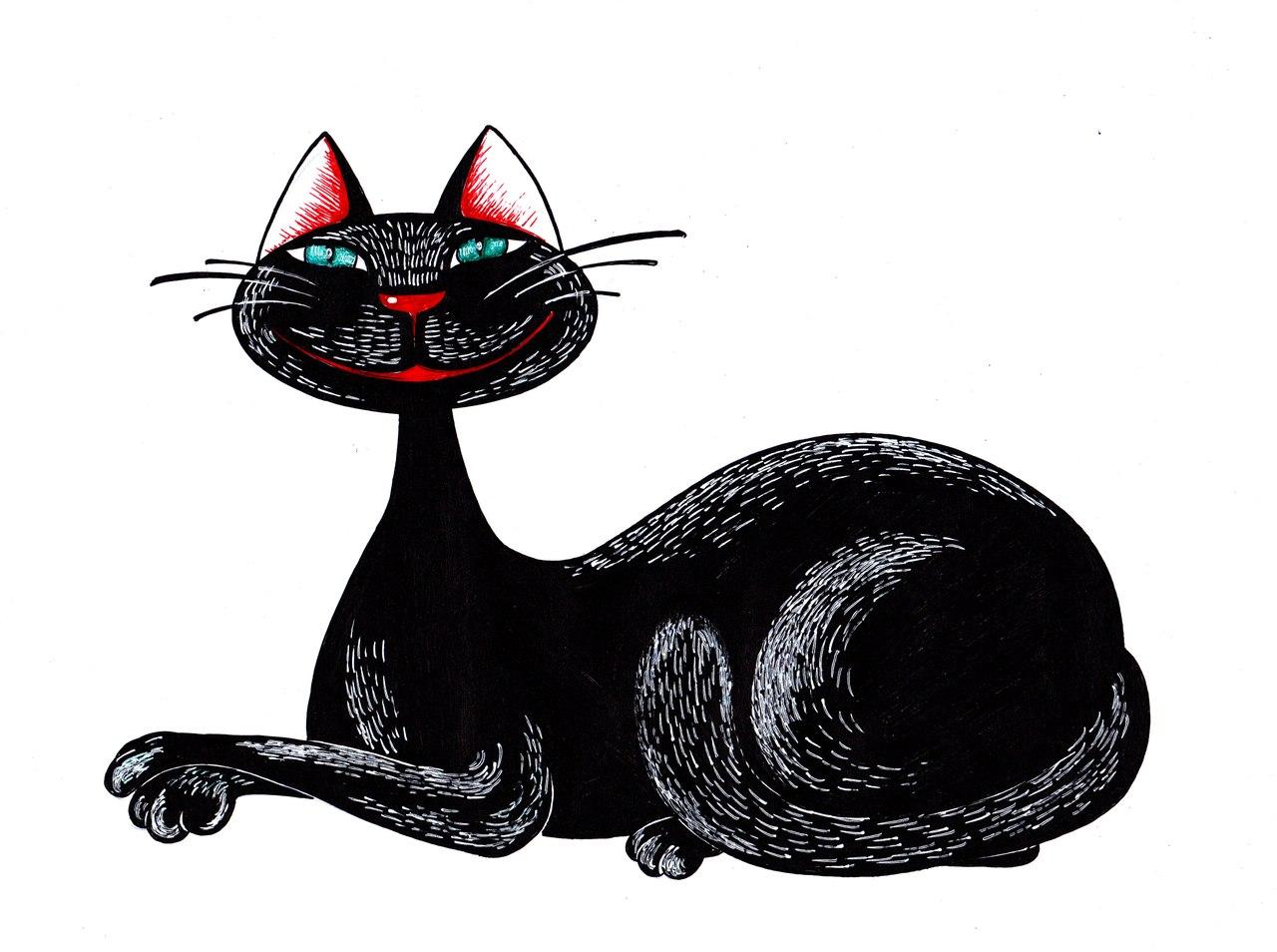 кошка СК