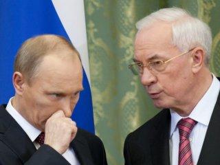 азаров Путин